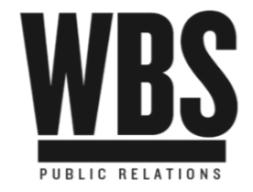 WBS Public Relations - Brunson Stafford - logo